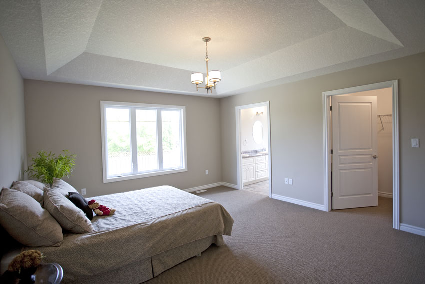 Jackson homes for Raised bedroom ceiling